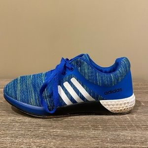 Adidas Climacool Shoes Blue Green Size US 7.5
